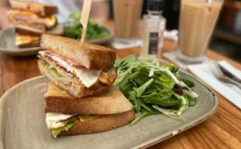 サンドイッチの美味しいカフェ『The Providore (ザ・プロビドール)』
