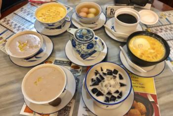 シンガポールでイチオシのローカルスイーツ『Ah Chew Desserts』