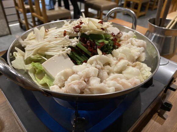 シンガポールでもつ鍋を食べるなら『Torikin(鶏金)』