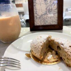 IONオーチャード地下にある紅茶屋さん『Clipper Tea (クリッパー ティー)』の美味しいスイーツ