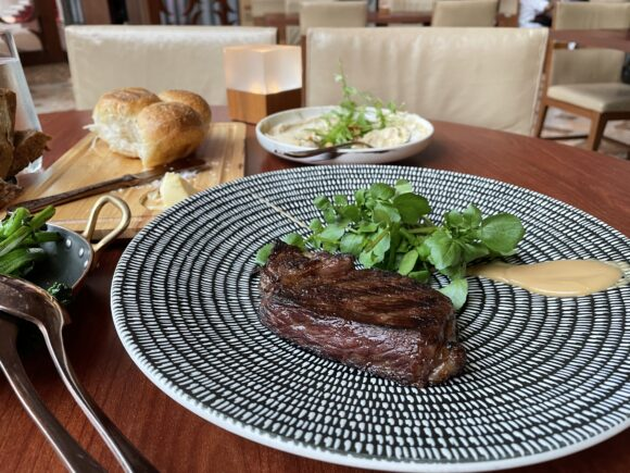 記念日ディナーにおすすめのレストラン『SKIRT@W Hotel』