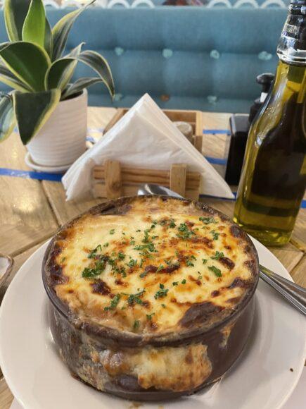 シンガポールのお洒落な大人気ギリシャ料理レストラン『Bakalaki(バカラキ)』