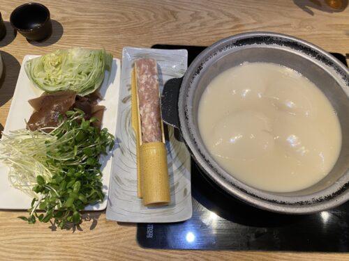 ぷるぷるコラーゲン鍋『塚田農場 美人鍋』